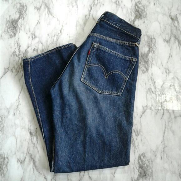 3c9c8773 Levi's Jeans | Vtg Levis Big E Red Tab 501xx Selvedge | Poshmark